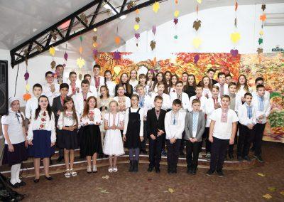 Свято осені учнів старших класів
